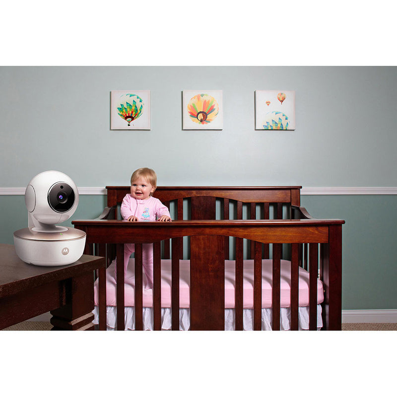 "Motorola 5"" Digital Video Baby Monitor With Wifi-Motorola-UAE-BEAUTY ON WHEELS"
