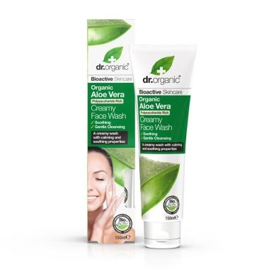 Aloe Vera Creamy Face Wash 150ml - BeautyOnWheels