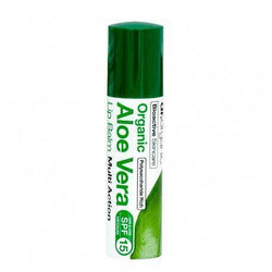 Aloe Vera Lip Balm 5.7Ml-Dr Organic-UAE-BEAUTY ON WHEELS