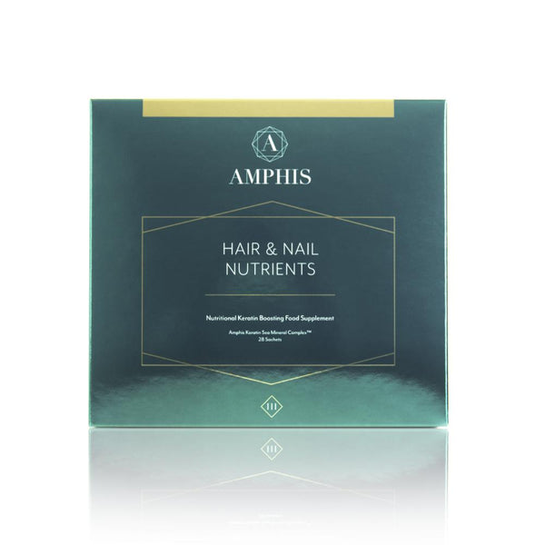 Amphis-AMPHIS Hair & Nail Nutrients - 28 Sachets-BEAUTY ON WHEELS