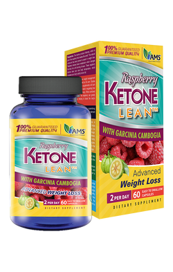 AMS Raspberry Ketone with Garcinia-AMS-UAE-BEAUTY ON WHEELS