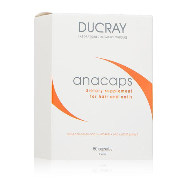 Anacaps Concentrate 60 Capsules-Ducray-UAE-BEAUTY ON WHEELS