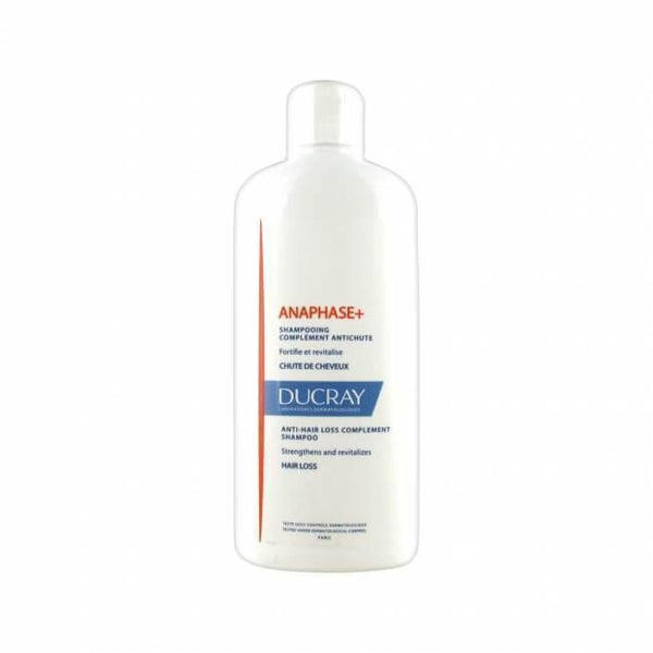 Anaphase Plus Shampoo Hair Loss 400 Ml-Ducray-UAE-BEAUTY ON WHEELS