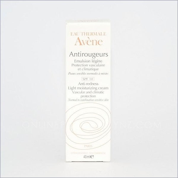 Anti redness light moisturizing cream - BeautyOnWheels
