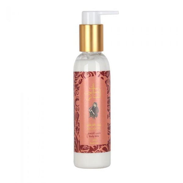 Argan Oil Body Milk Bakhour 150Ml