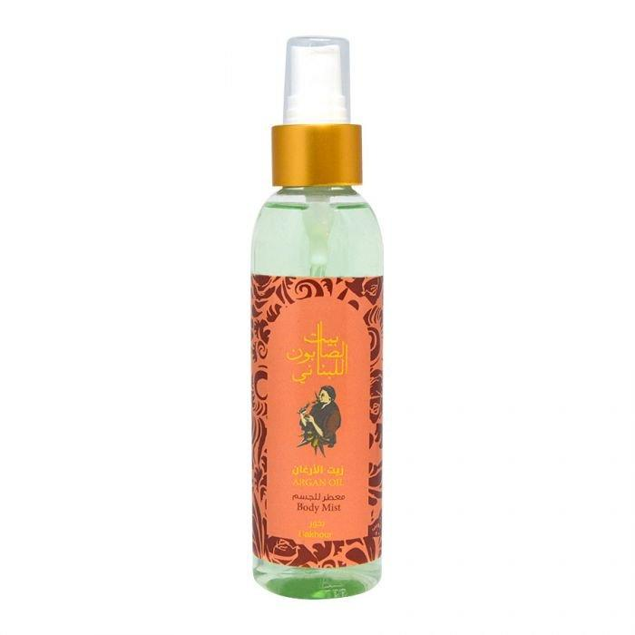 Argan Oil Body Mist Bakhour 150Ml