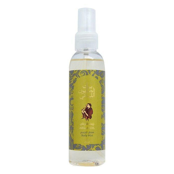 Argan Oil Body Mist Oud 150Ml - BeautyOnWheels