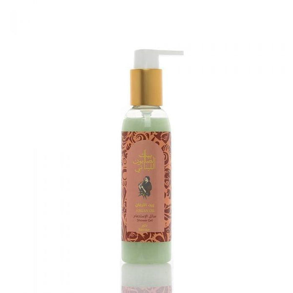 Bayt Al Saboun-Argan Oil Shower Gel Bakhour 150Ml Online UAE | BEAUTY ON WHEELS
