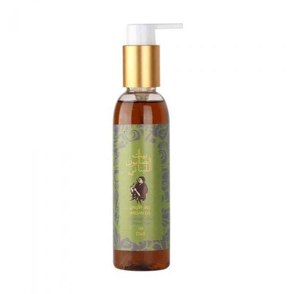 Argan Oil Shower Gel Oud 150Ml - BeautyOnWheels