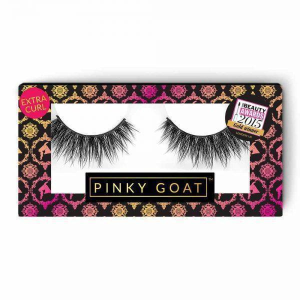 Arwa Glam Lashes-Pinky Goat-UAE-BEAUTY ON WHEELS