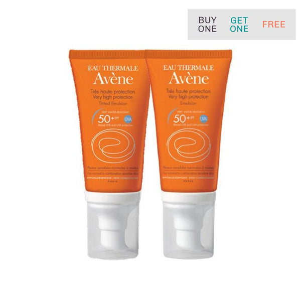 Avene-Very High Protection Cream Spf 50+ Promo-BEAUTY ON WHEELS