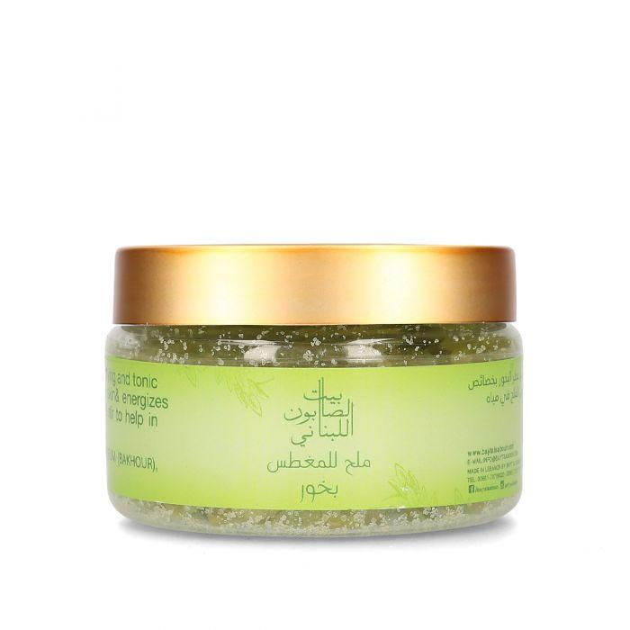 Bayt Al Saboun-Bakhour Bath Salt 300G Online UAE | BEAUTY ON WHEELS