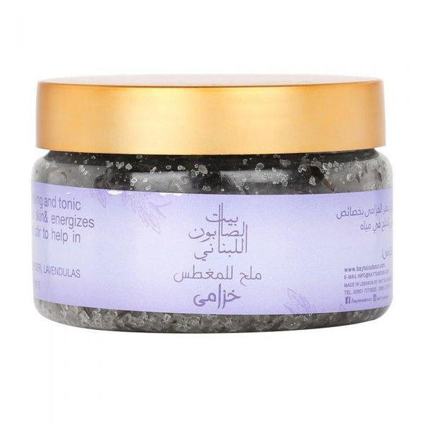 Bayt Al Saboun-Lavender Bath Salt 300G Online UAE | BEAUTY ON WHEELS
