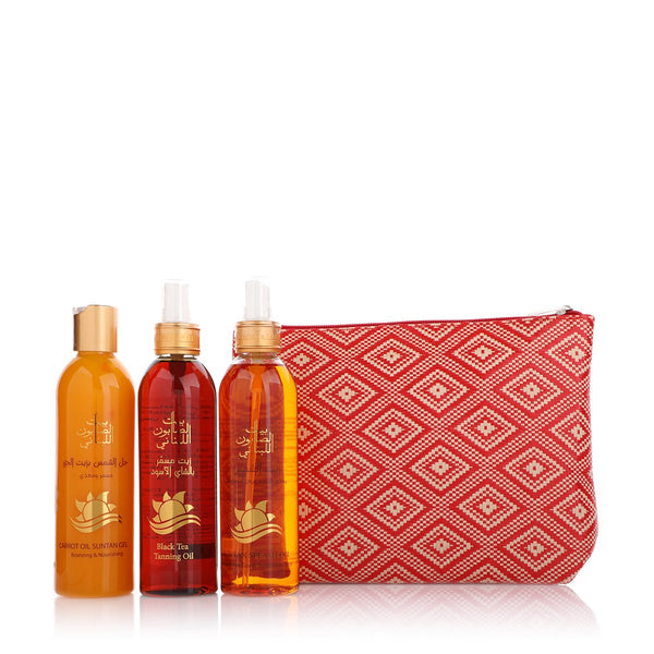 Bayt Al Saboun-Bayt Al Saboun Mix Tanning Bundle-BEAUTY ON WHEELS