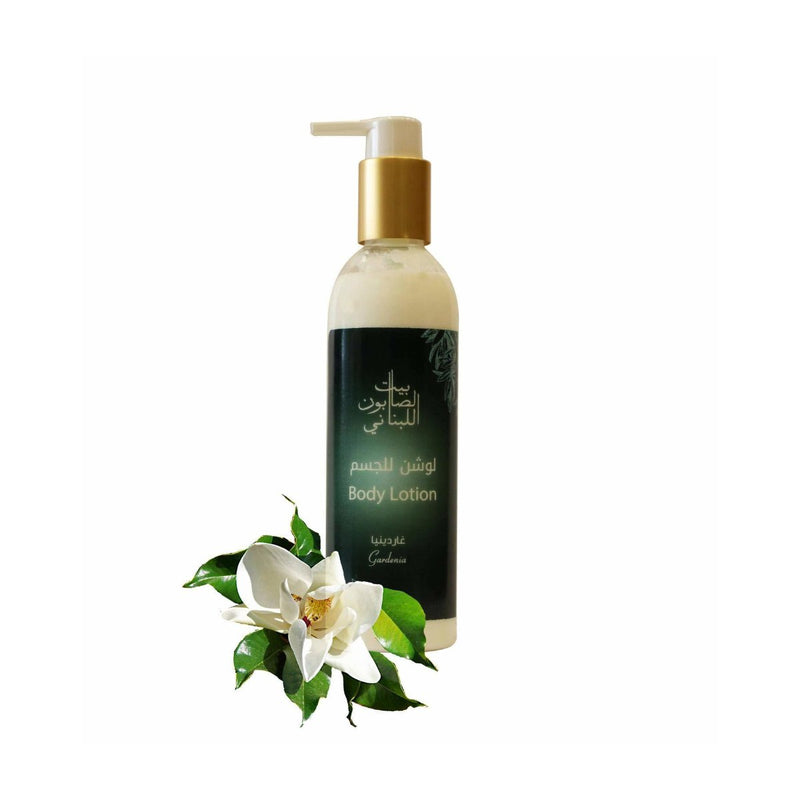 Bayt Al Saboun-Body Lotion Gardenia 150Ml-BEAUTY ON WHEELS