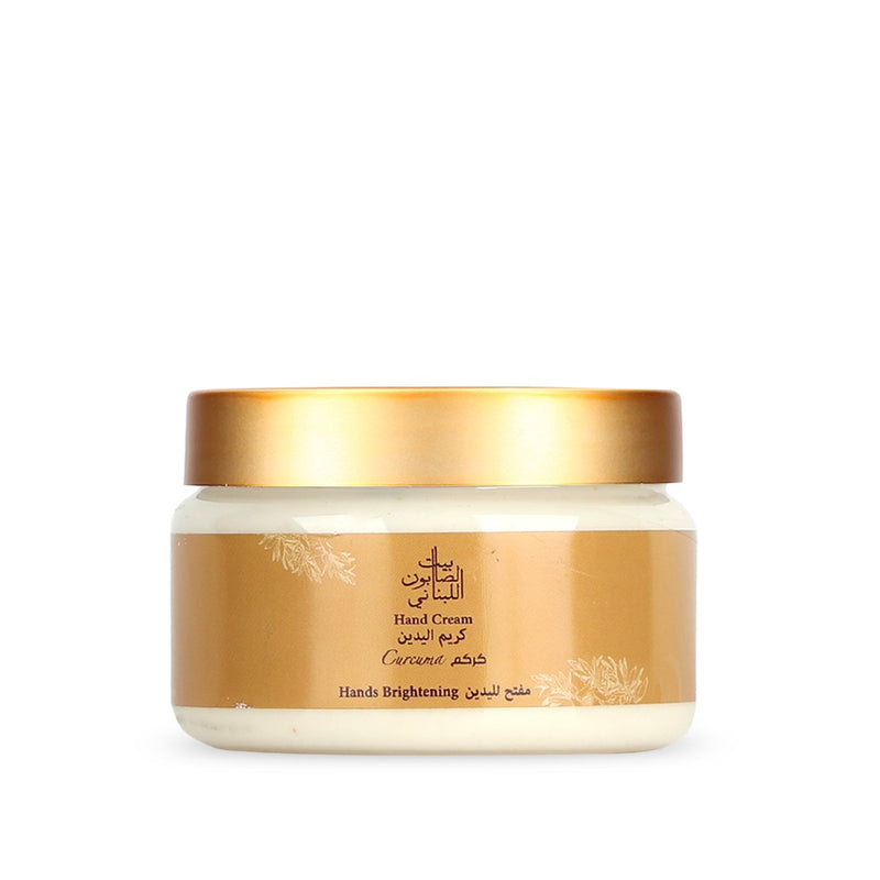 Bayt Al Saboun-Curcuma Hand Cream - 150g Online UAE | BEAUTY ON WHEELS