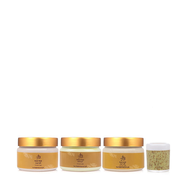 Bayt Al Saboun-Curcuma Value Set-BEAUTY ON WHEELS