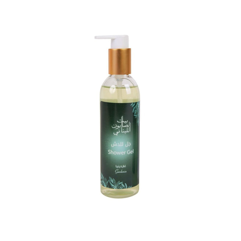 Bayt Al Saboun-Shower Gel Gardenia 250Ml-BEAUTY ON WHEELS