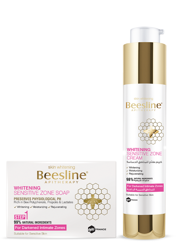 Whitening Intimate Zone Routine-Beesline-UAE-BEAUTY ON WHEELS