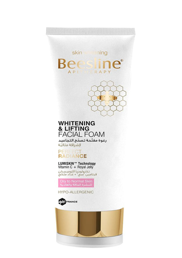Whitening & Lifting Facial Foam-Beesline-UAE-BEAUTY ON WHEELS