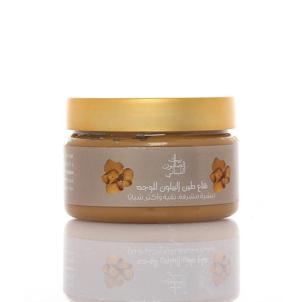 Beyloun Clay Facial Mask 300G-Bayt Al Saboun-UAE-BEAUTY ON WHEELS