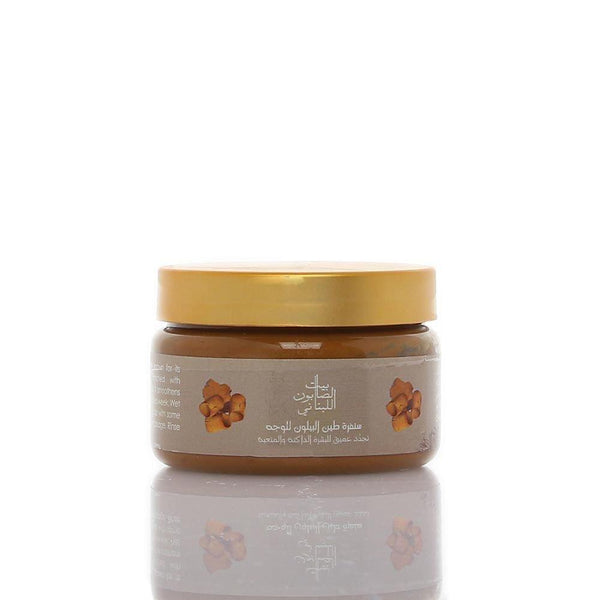 Beyloun Clay Facial Scrub 150G-Bayt Al Saboun-UAE-BEAUTY ON WHEELS