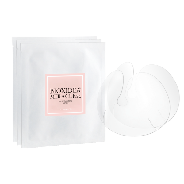 Bioxidea-Miracle 24 Breast Mask-BEAUTY ON WHEELS