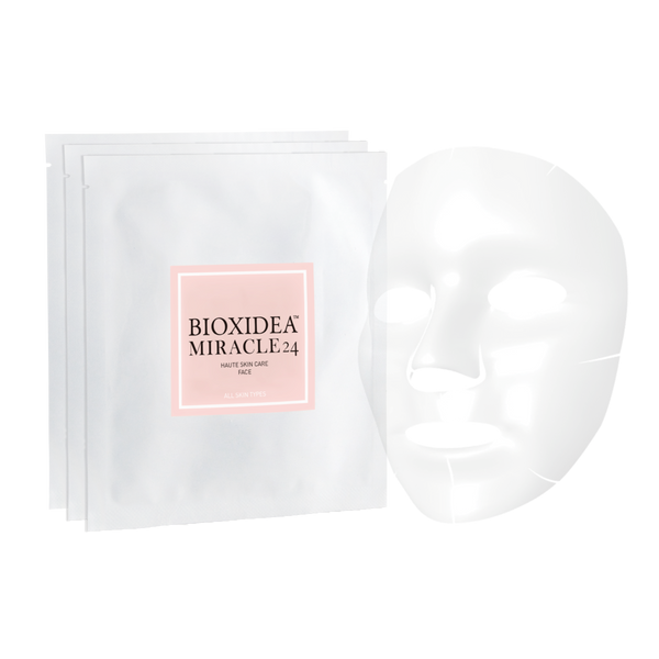 Bioxidea-Miracle 24 Face Mask-BEAUTY ON WHEELS
