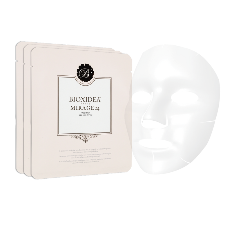 Bioxidea-Mirage 24 Face Mask-BEAUTY ON WHEELS
