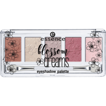 Blossom Dreams Eyeshadow Palette 01 Spring Is In The Air - BeautyOnWheels