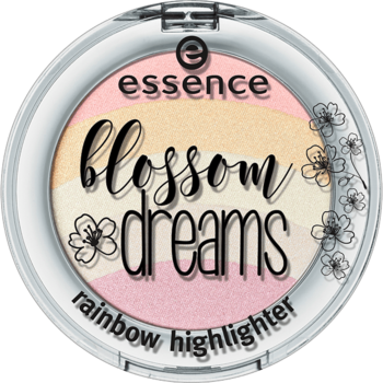 Blossom Dreams Rainbow Highlighter 01 Prism Of Light-Essence-UAE-BEAUTY ON WHEELS