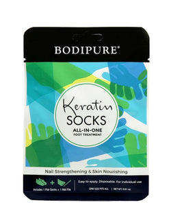 Bodipure Keratin Foot Socks-Bodipure-UAE-BEAUTY ON WHEELS
