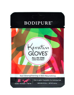 Bodipure Keratin Hand Gloves-Bodipure-UAE-BEAUTY ON WHEELS