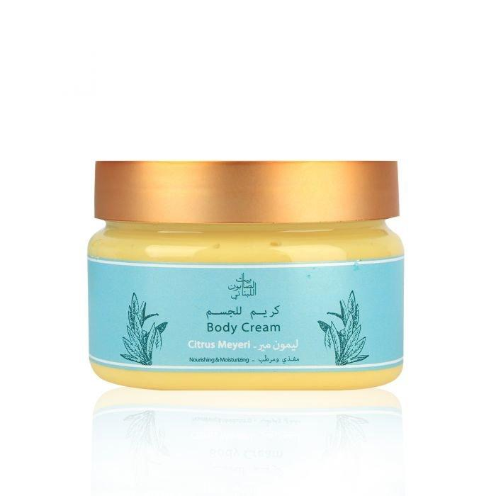 Bayt Al Saboun-Body Cream Citrus Meyeri 300G Online UAE | BEAUTY ON WHEELS