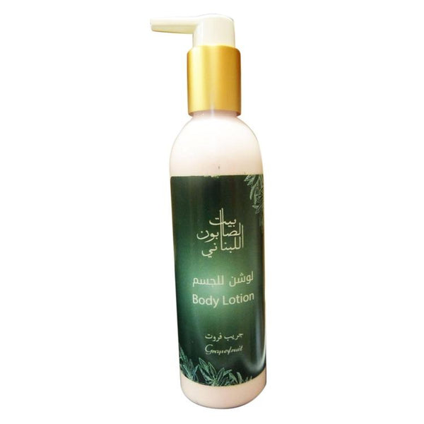 Bayt Al Saboun-Body Lotion Grapefruit 250Ml Online UAE | BEAUTY ON WHEELS