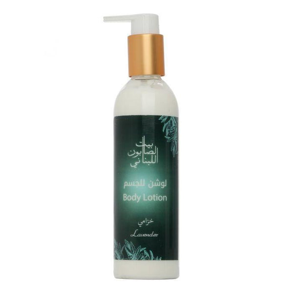 Bayt Al Saboun-Body Lotion Lavender 250Ml Online UAE | BEAUTY ON WHEELS