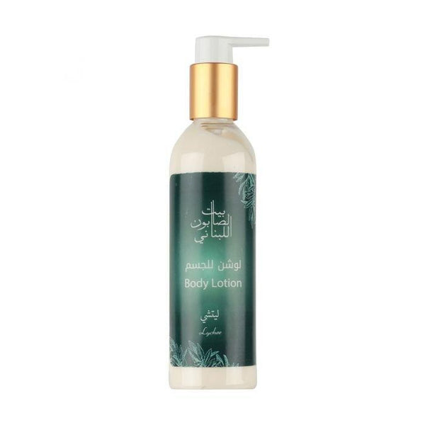 Bayt Al Saboun-Body Lotion Lychee 250Ml Online UAE | BEAUTY ON WHEELS