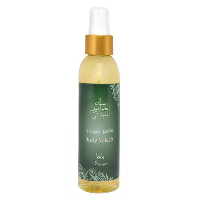 Bayt Al Saboun-Body Mist Papaya 150Ml Online UAE | BEAUTY ON WHEELS