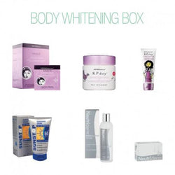Body Whitening Box - BeautyOnWheels