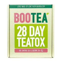 Bootea 28 Day Teatox-Bootea-UAE-BEAUTY ON WHEELS