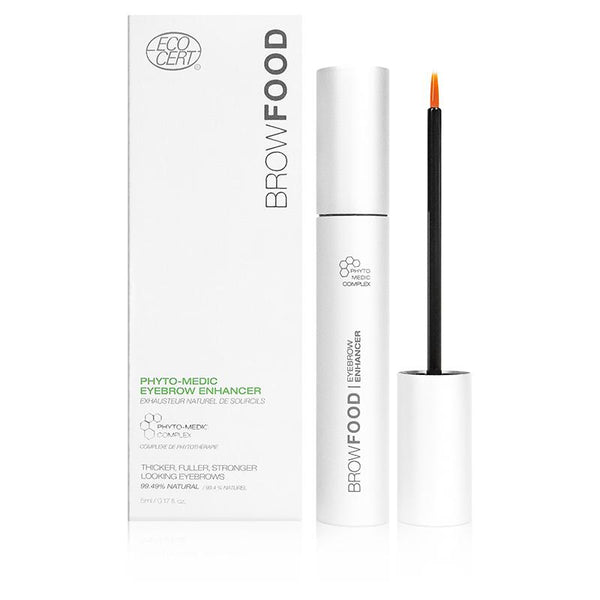 Browfood Phyto-Medic Eyebrow Enhancer 5Ml-Lashfood-UAE-BEAUTY ON WHEELS