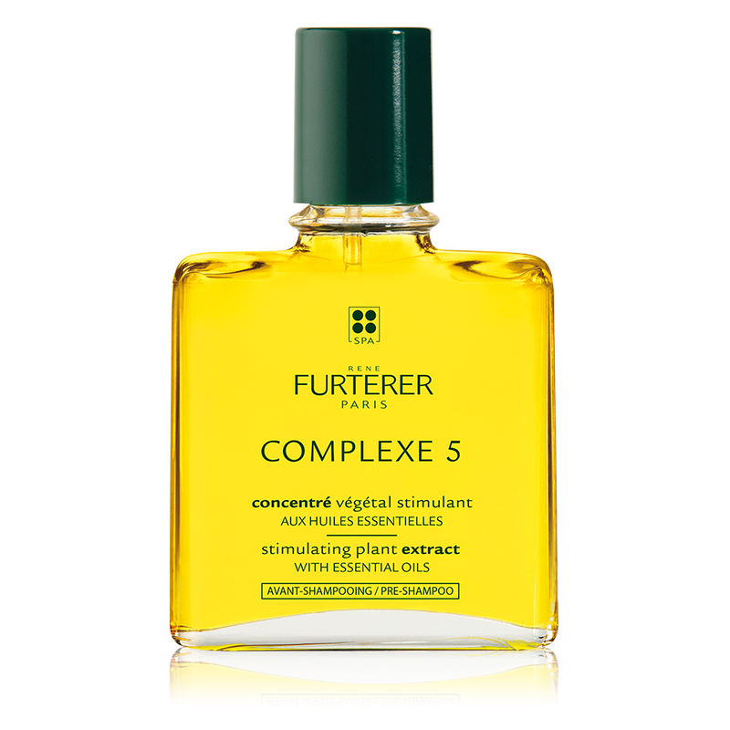 Complexe 5 Stimulating Plant Extract Pre-Shampoo 50Ml-Rene Furterer-UAE-BEAUTY ON WHEELS