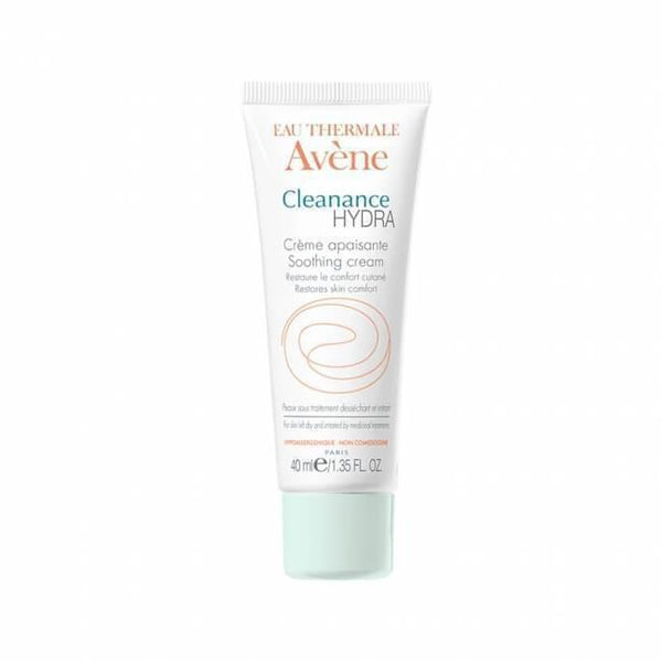 Cleanance Hydra Soothing Cream 40 Ml-Avene-UAE-BEAUTY ON WHEELS