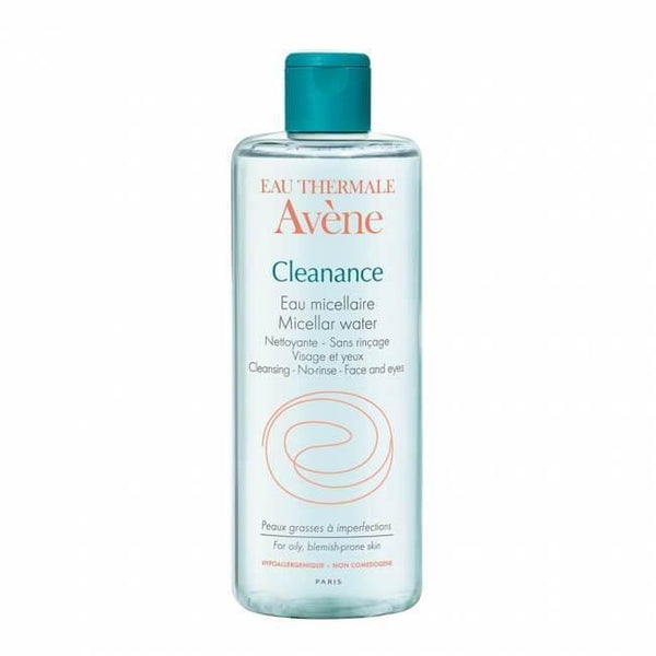 Cleanance Micellar Water 400 Ml-Avene-UAE-BEAUTY ON WHEELS
