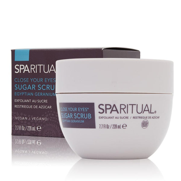 Close Your Eyes Sugar Scrub - BeautyOnWheels