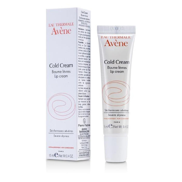 COLD CREAM LIP CREAM 15 ML-Avene-UAE-BEAUTY ON WHEELS