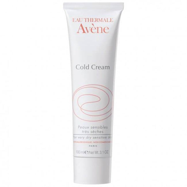 Cold Cream Nourishing Cream 100ml-Avene-UAE-BEAUTY ON WHEELS