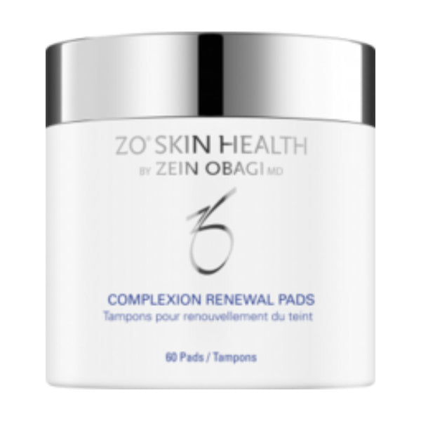 Complexion Renewal Pads - 60 pads ( Toner )-ZO® Skin Health-UAE-BEAUTY ON WHEELS