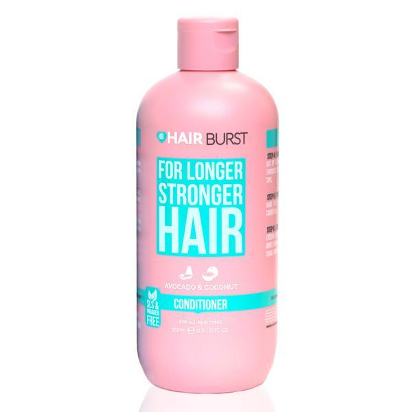 Conditioner For All Hairs-Hairburst-UAE-BEAUTY ON WHEELS