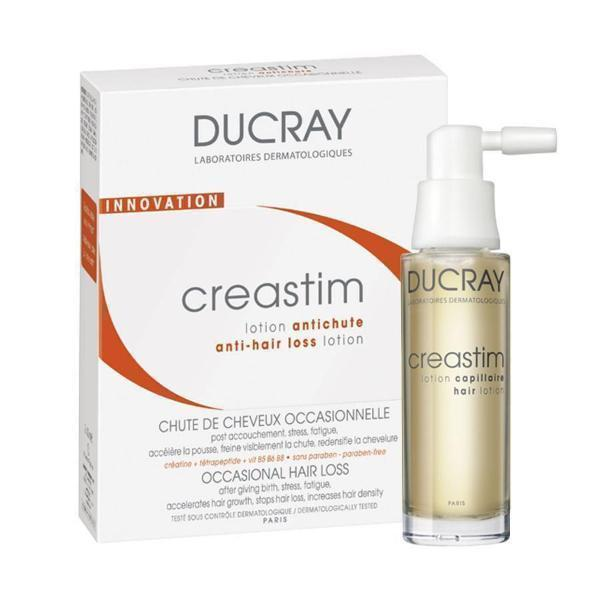 Creastim Anti Hair Loss Lotion 2X30Ml-Ducray-UAE-BEAUTY ON WHEELS
